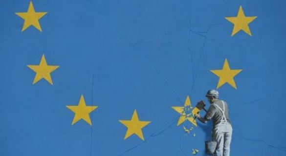 """欧盟与英国开启""""后脱欧""""时代欧英关系谈判"""