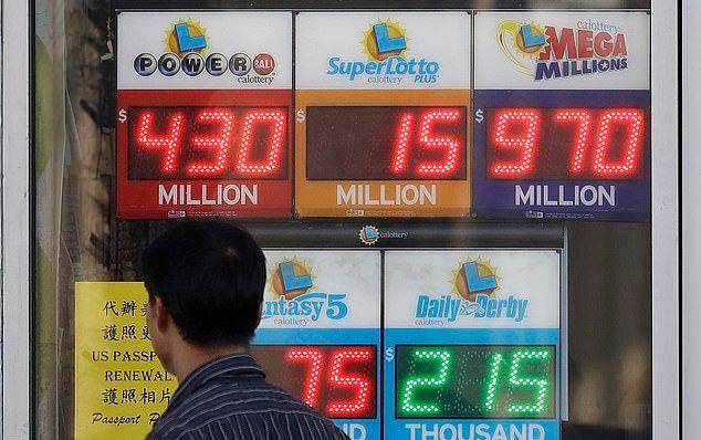 幸运儿将揭晓?美国兆彩头奖飙升至近10亿美元