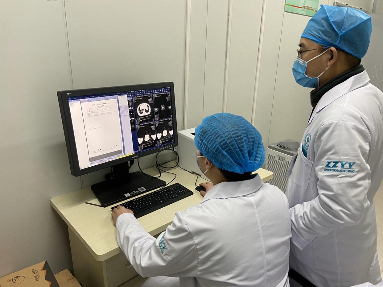 达摩院医疗AI在26家医院上岗 已诊断3万个疑似肺炎病例