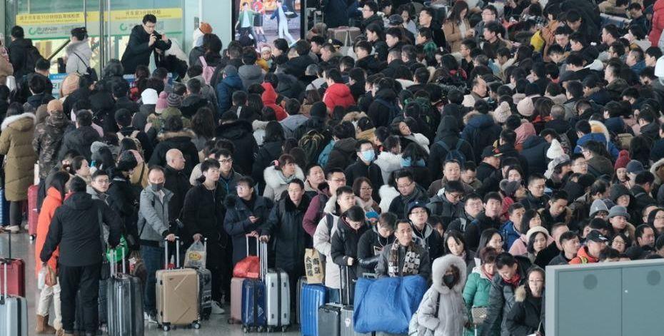 春运过半钱柜777唯一平台交通已发送旅客近14亿人次