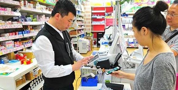 """中国游客成香饽饽 各国欲借移动支付""""涨粉"""""""