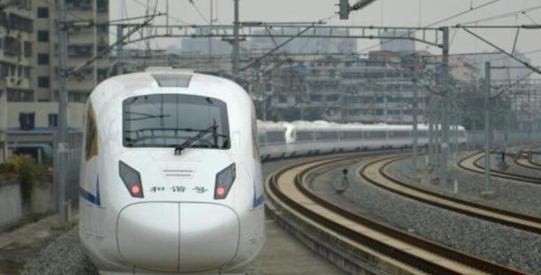 中俄互设高铁技术联合研发中心 加快项目进程