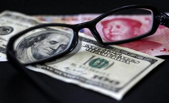 人民币对美元汇率中间价报6.8293元 下调128个基点