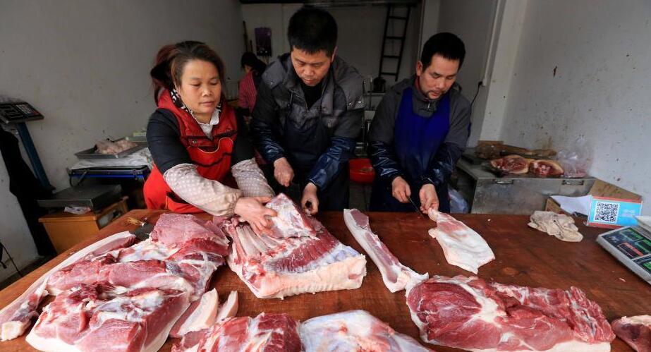 发改委:及时采取调控措施 促进猪肉等价格稳定