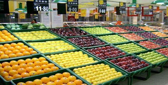 食品价格走势怎么看:鲜果降价 菜肉蛋价格由降转升