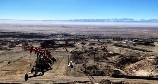 青藏高原最大油气田实现连续8年油气稳产