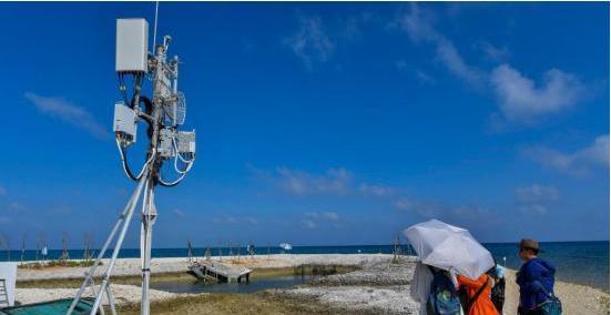工信部部长:中国4G基站数量占全球一半以上