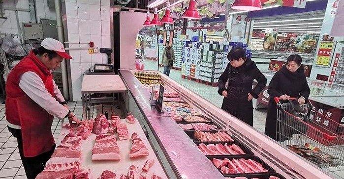 1月份CPI同比上涨5.4% 猪肉价格同比上涨116.0%
