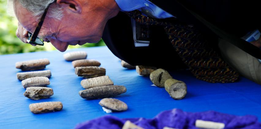3800件走私文物被归还伊拉克 历史可追溯至4000年前