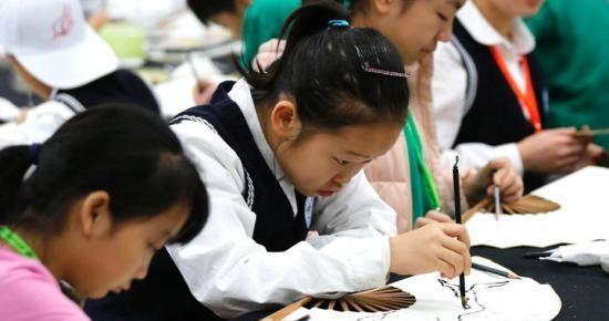 上海小学生来台参与两岸和平小天使互访交流活动