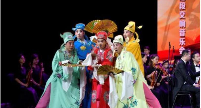 中西合璧演绎不一样的传统戏剧