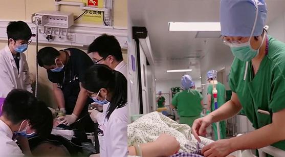 实拍急救现场手术过程 医疗纪实节目为何意外蹿红?