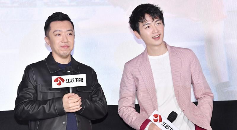 陈晓新剧演缉毒警员 谈与景甜合作:特别喜庆