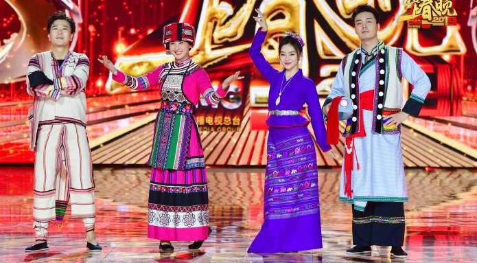 《我要上春晚》第六期将播 袁姗姗走民族时装秀