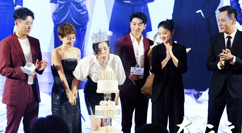 刘烨马伊琍新剧《在远方》将播 展现快递互联网发展