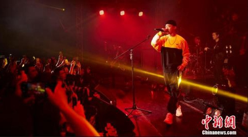 GAI周延2019巡演启动:音乐风格不能局限我