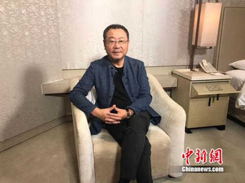 专访金马影帝范伟:不敢演40岁,装嫩很痛苦