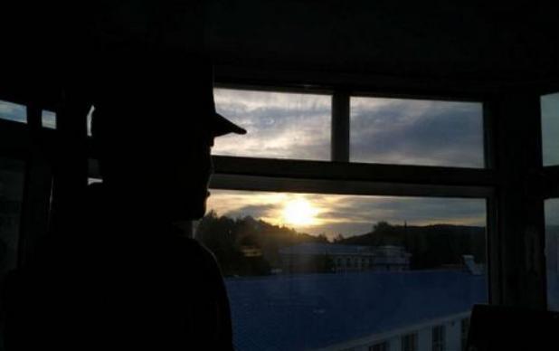 武警抚远中队的神圣使命:迎接祖国第一缕阳光