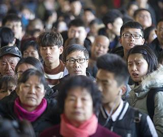 春节假期收尾日 全国各地迎返程高峰