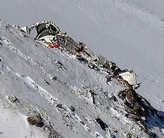 搜救队找到伊朗失事客机残骸
