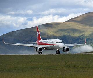 四川甘孜格萨尔机场正式通航