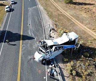 美犹他州车祸造成多名中国公民伤亡