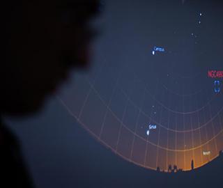 中国探测到引力波对应光学信号