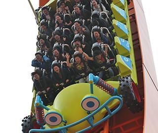 """上海迪士尼""""玩具总动员""""主题园区开幕"""