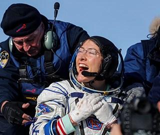宇航(hang)員科赫刷新(xin)女(nv)性停留太空最長紀錄