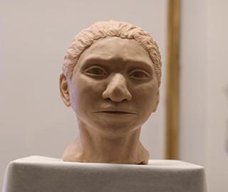 人类5万年前近亲面容被首度复原
