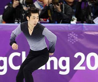 冬奥会男子单人滑金博洋获第四 创历史