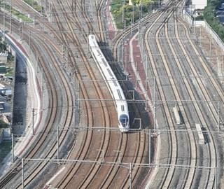 """G124次""""复兴号""""列车准时抵达北京"""