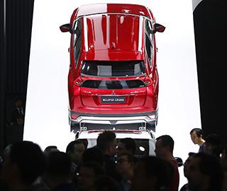 2018北京国际车展开幕