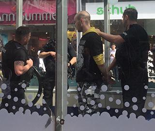 曼彻斯特警方逮捕一名爆炸案嫌犯