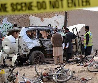 巴基斯坦参议院副主席车队遇袭