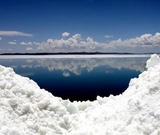 黄河源头鄂陵湖开湖