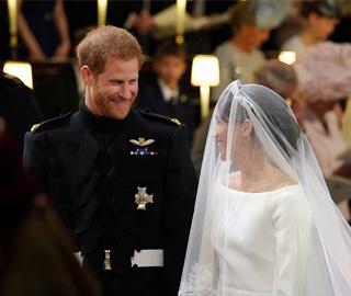 哈里王子婚礼在英国温莎城堡举行