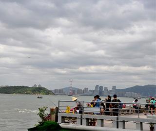 福建省发布台风黄色预警