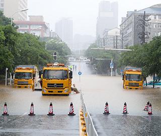 武汉防汛、排涝应急响应均升至Ⅱ级