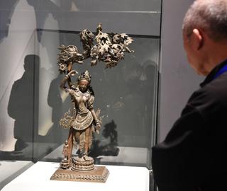 尼泊尔国家博物馆馆藏珍品中国首展