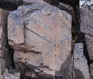 大兴安岭呼中区发现距今约7000年岩画