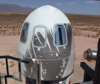 美公司成功试飞并回收亚轨道飞行器