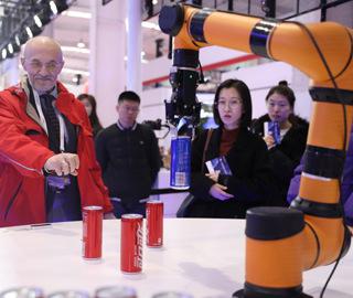 首届世界5G大会在北京举行