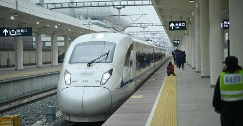 成都至雅安铁路预计年底开通运行