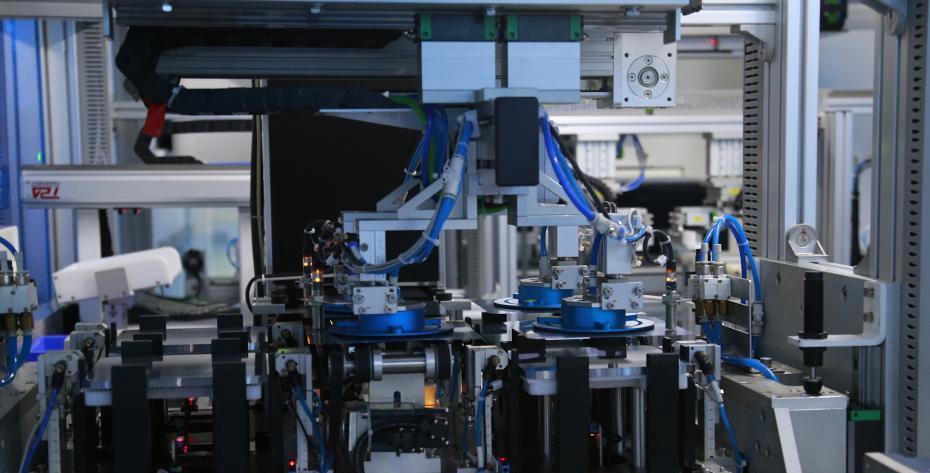 探访中国首条量产规模IBC电池及组件生产线