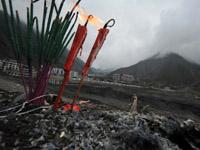 北川清明祭--县城废墟笼罩哀情