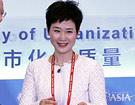 李小琳出席博鳌亚洲论坛