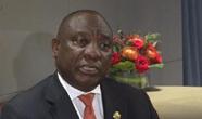 访南非总统拉马福萨