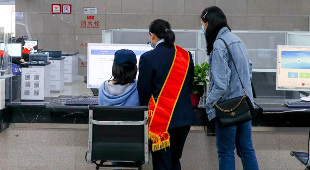 湖北武汉:政务服务实现一网通办