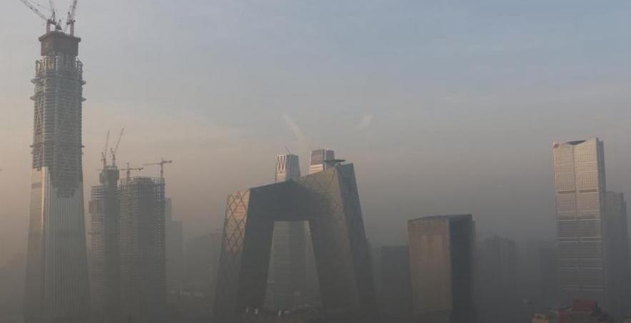 环保部专家承认中国空气污染严重 治理需1.75万亿